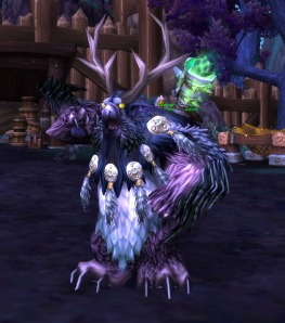 No change to the Moonkin art yet, but keep yer feathers crossed!